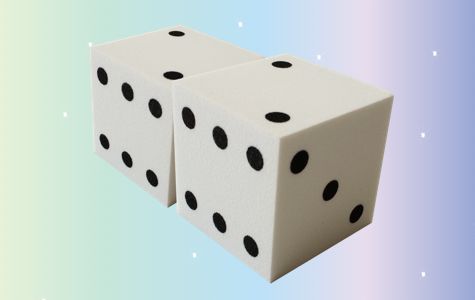 Spooshi Colorable Foam Dice